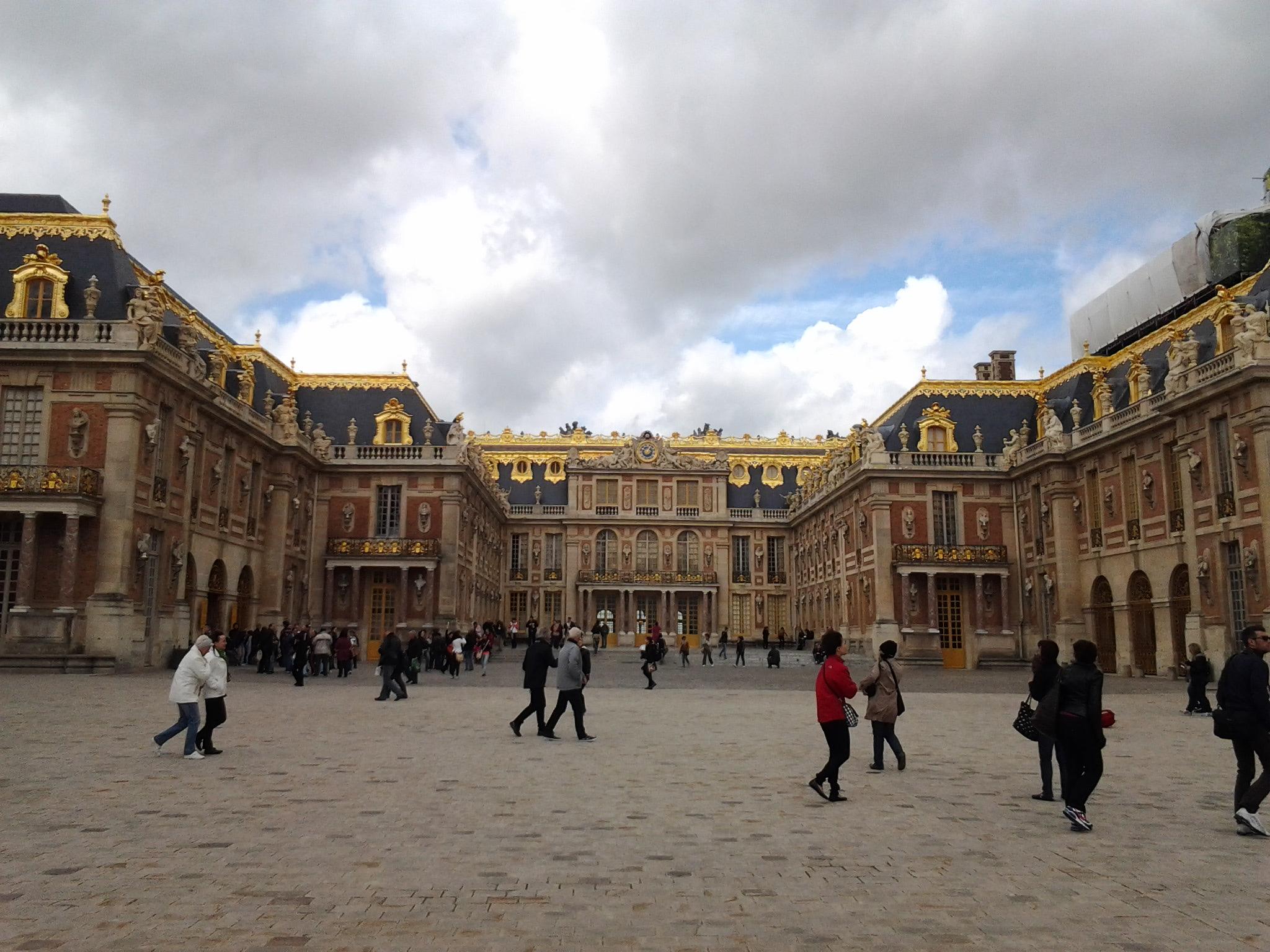 Paris museum series chateau de versailles meowthmoments - Photo chateau de versailles ...